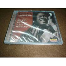 Louis Armstrong - Cd Album - Vol. 2 Bim