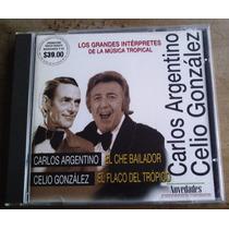 Celio Gonzalez Y Carlos Argentino Cd Especial Novedades Vmj