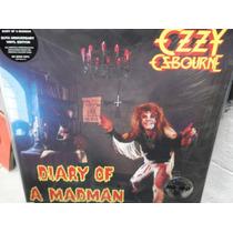 Ozzy Osbourne Diary Of A Madman Lp Importado Nuevo Sellado