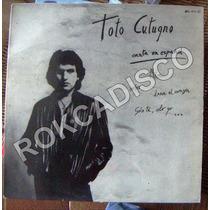 Italiano, Toto Cutugno, Canta En Español, Lp 12´, España