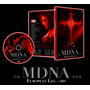 Madonna The Mdna Tour Europa Hd (paises) Dvd + Album Doble.
