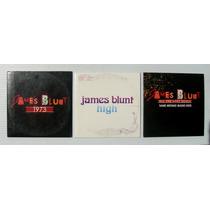 James Blunt Set De 3 Cd