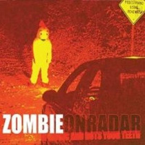 Zombie On Radar - It Kills Your Music And Rots Cd Omm Rock