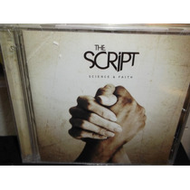 The Script Science & Faith Cd Sellado