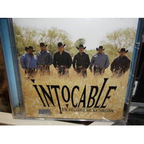 Intocable En Peligro De Extincion Cd Sellado