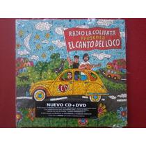 El Canto Del Loco Radio La Colifata Edicion Especial Cd+dvd