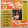Eduardo Alexander / Los Boleros De Oro 1 Disco Lp Vinil
