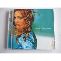 Madonna Ray Of Light Cd Primer Edición 1998 Envío Gratis!