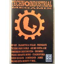 Techno Industrial 1 Cassette Unica Edicion 1992 Bvf