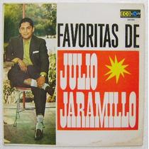 Julio Jaramillo / Favoritas 1 Disco Lp Vinil
