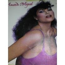 Disco De Acetato De Amanda Miguel Volumen 1