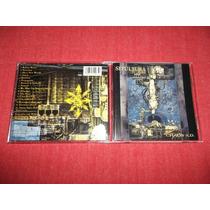 Sepultura - Chaos A.d. Cd Imp Ed 1993 Mdisk
