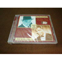 Frank Sinatra,nat King Cole - Cd Album - Face To Face Class1