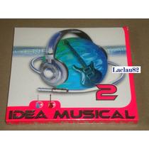 Idea Musical Vol 2 Generation 101 - 2001 Max Music Cd Nuevo