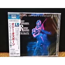 Ozzy Osbourne Cd Album Tribute [blu-speccd2]