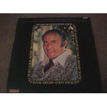 Disco Lp De Henry Mancini Pure Gold