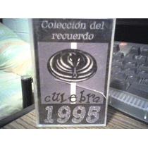 Audio Cassette Discos Culebra Coleccion Del Recuerdo 1995