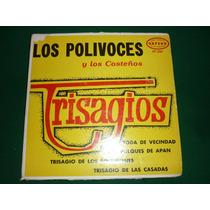 Los Polivoces Y Los Costeños Trisagios Ep 45 Rpm