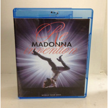 Madonna Re-invention World Tour Blu Ray + Lp Hit