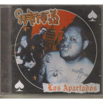 Graffiti 3x - Los Apartados - Hardcore Punk Mexicano Cd Rock