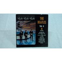The Beatles Vol 4 1965 Lp Vinil Semi Nuevo De Coleccion Mex
