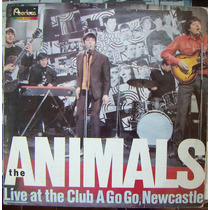 Rock Inter, The Animals( Live At The Club A Go Go) Newcastle