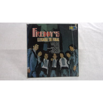 Freddy´s Llegara Tu Final 1974 Lp Vinil Imp Perfecto Estado
