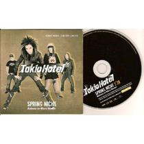 Tokio Hotel Cd Single Spring Nicht Ed. Ltd. Francia