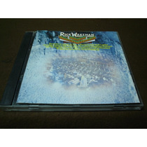 Rick Wakeman-cd-journey To The Centre Of The Earth Vrn