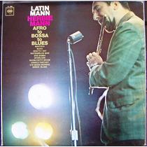 Jazz Inter, Herbie Mann, Latin Mann, Lp 12´, Hecho En U S A