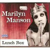 Marilyn Manson Box Set Lunch Box 2 Cd + 1 Dvd Excl. Europa