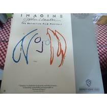 John Lennon Video Laserdisc De 12 Imagine