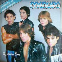Pop Sudamericano, Menudo, ( Quiero Ser ), Lp 12´,
