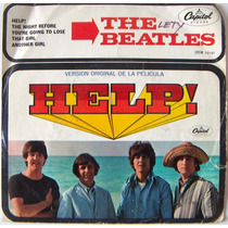 The Beatles, Versión Original De La Pelicula Help!, Ep 7´,