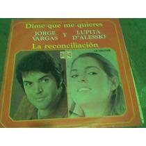 L.p.jorge Vargas Y Lupita Da Lesio