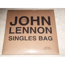 John Lennon Singles Bag Box Set Limited Edition The Beatles