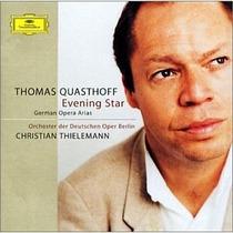 Thomas Quasthoff - Evening Star Arias Cd Opera Baritono Op4