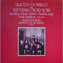 Lp/vinyl Sellado De Placido Domingo:and The Vienna Choir B.