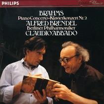 Piano Alfred Brendel Brahms Concierto #2 Abbado Cd Bfn Arrau