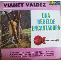 Nvd. Rock Mexicano, Vianey Valdez (una Rebelde Encantadora)