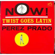 Afroantillana, Perez Prado, Now Twist Goes Latin, Lp 12´,