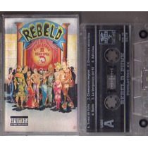 Audio Cassette Rebel´d Punk, Punkstory 2