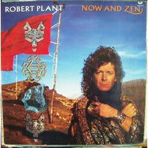 Rock Inter, Robert Plant, Now And Zen, Lp 12´,
