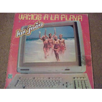 Disco Acetato De Los Joao Vamos A La Playa