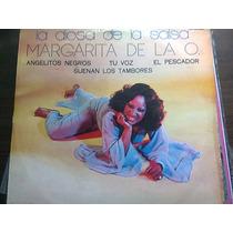 Disco Acetato De La Diosa De La Salsa Margarita De La O