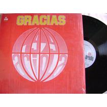 Gracias 1979 -juan Gabriel, Jose Jose, Camilo Sexto, Acetato