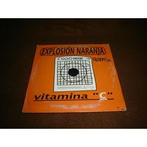 Explosion Naranja- Factory 20 -cd-vitamina C Mde