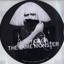 Lady Gaga The Fame Monster Picture Disc Limited Edition. Dj