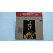Eric Clapton History 1973 Album Doble Serie Rock Power Mex