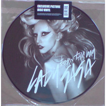 Lady Gaga Born This Way Lp Picture Disc Limited Edition Dj